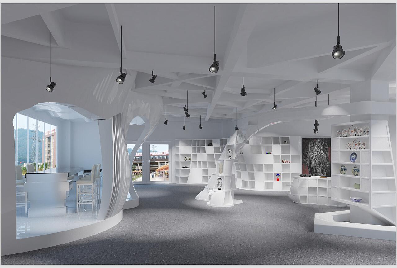求一篇关于展示设计的空间与色彩的关系的论文 5千字图片