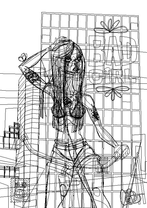 查看《Bad Girl》原图,原图尺寸:511x723