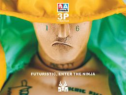 Die Antwoord 回答乐队 Enter The Ninja