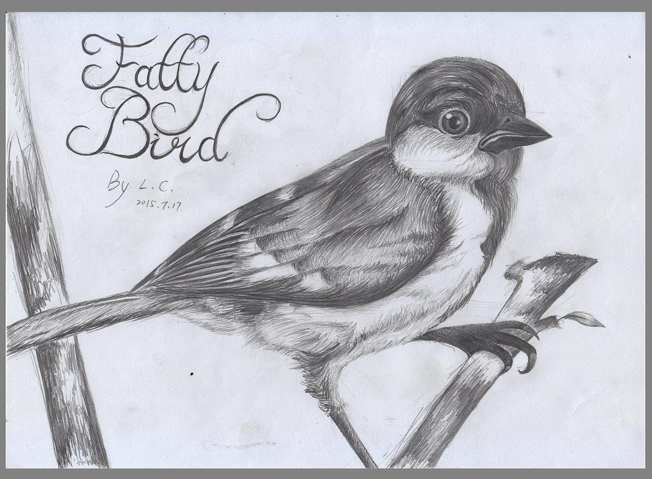 包括动物和人物绘图以及参照网上一些设计动漫形象进行再创造的卡通
