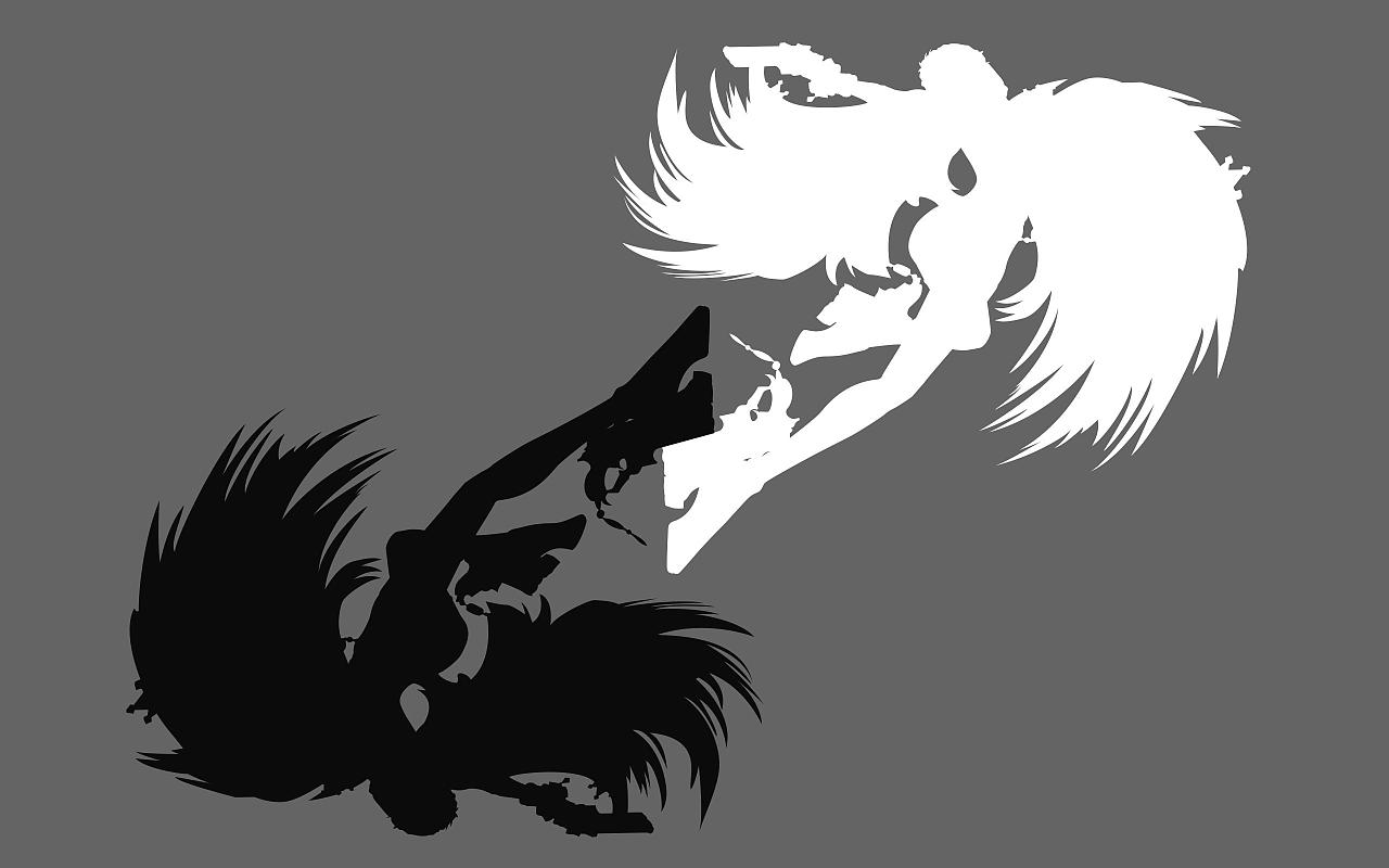 人物/黑白