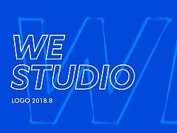 WE STUDIO- LOGO DEISGIN 1.0