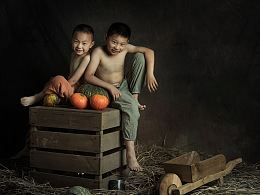我的童年——农场回忆