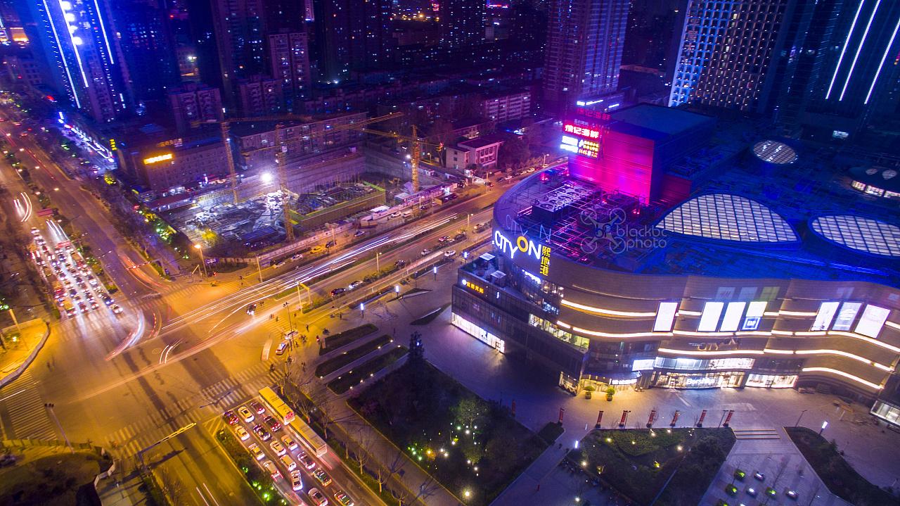 西安熙地港 摄影 环境\/建筑 BLACKBC - 原创作