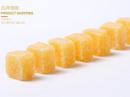 梨膏糖产品拍摄