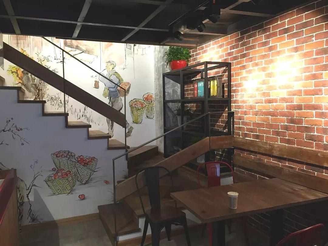 长沙小吃店设计+装修案例分享图片