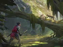 骑士系列场景练习 3