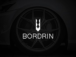 博郡汽车(Bordrin Motor)品牌标志设计