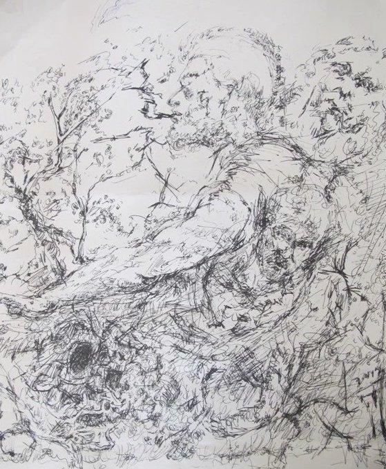 随手笔记-手绘 纯艺术 其他艺创 涂建炳 - 原创作品