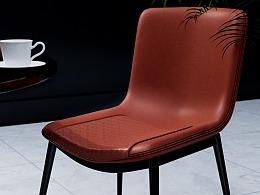 Blender-椅子建模渲染