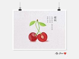 【sai板绘】近期蔬果花合集