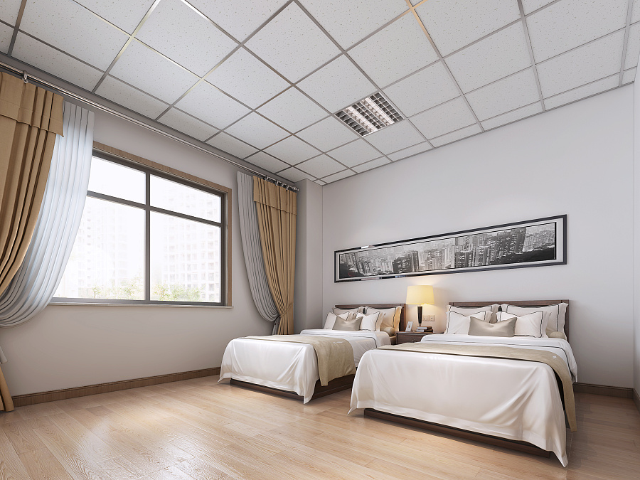 三川.知青养老院室内设计图片