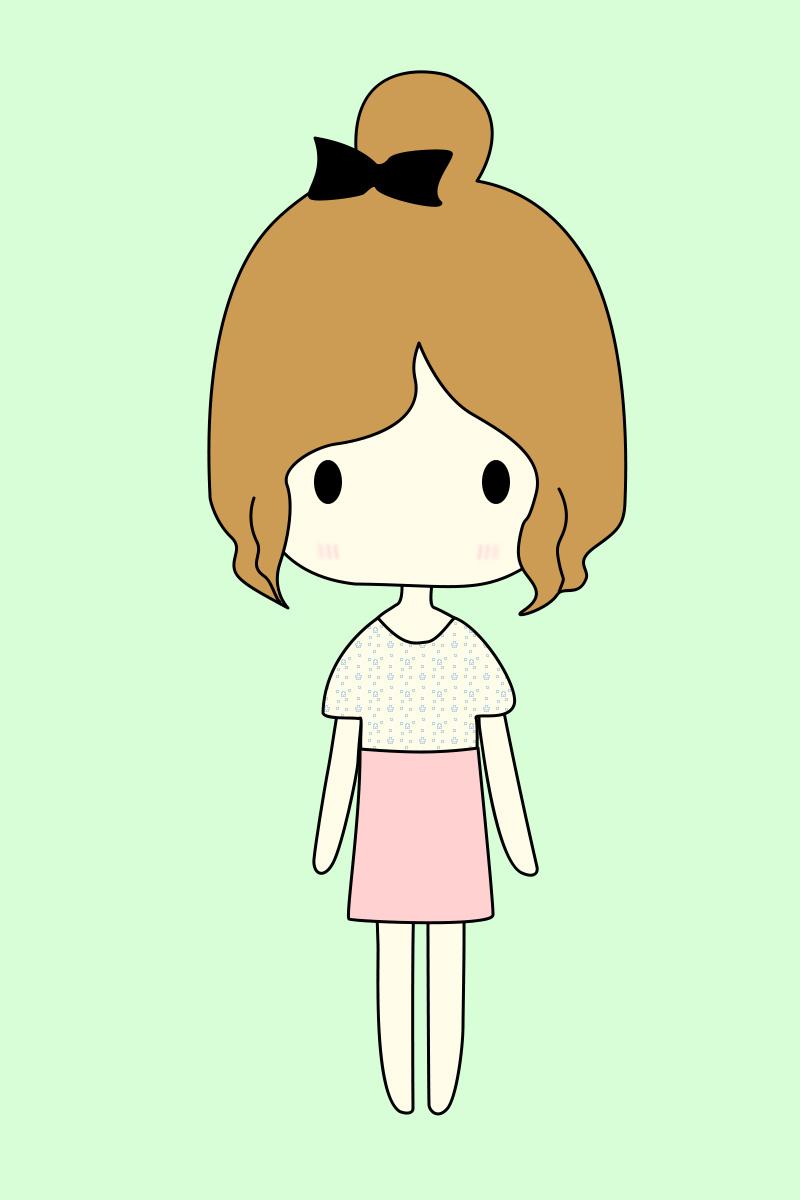 q版人物|动漫|单幅漫画|zhenzhenz - 原创作品 - 站酷