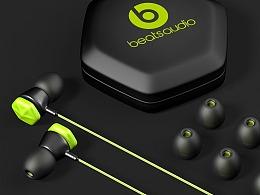 耳机海报耳机详情页背夹电池详情页背夹充电宝充电器