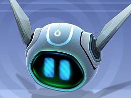 人工智能 -机器小宠物 长耳朵版