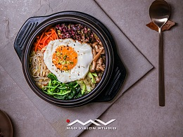 【·MV】极致韩餐北莫谷的菜牌拍摄