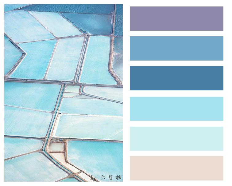 你要的配色方案来了(第一期)|其他平面|平面|六月柿