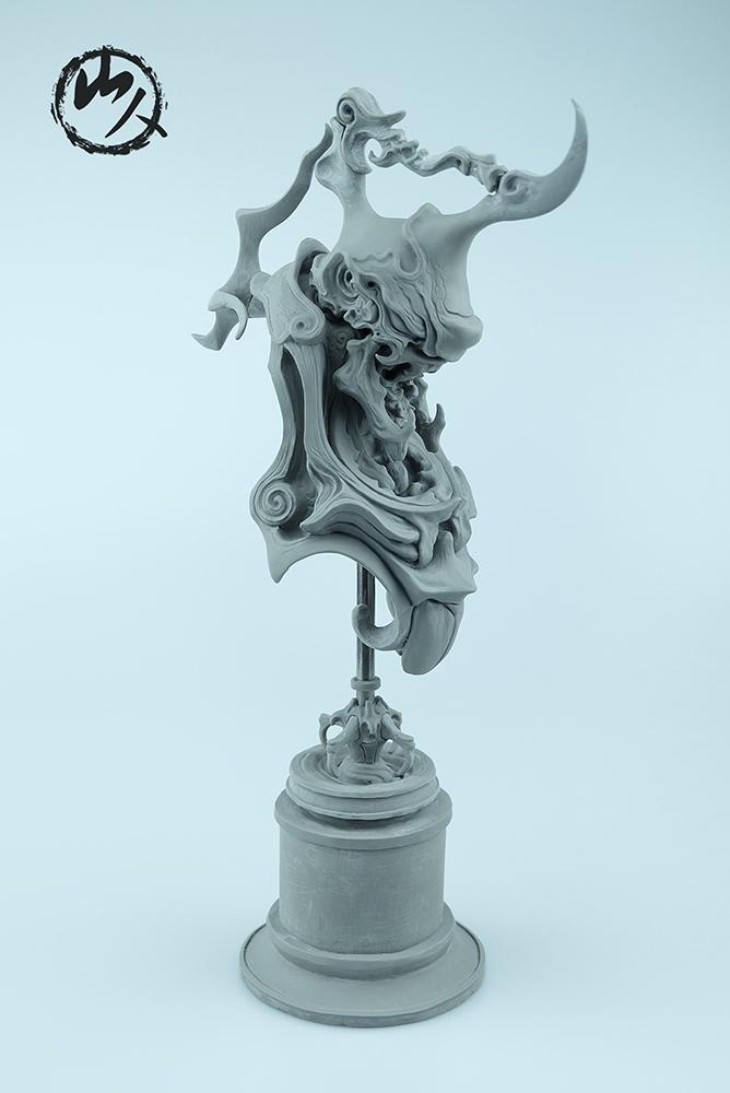 查看《《怒颚摩罗》》原图,原图尺寸:668x1000