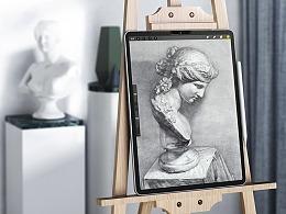 iPad 类纸膜 仿真纸手感详情