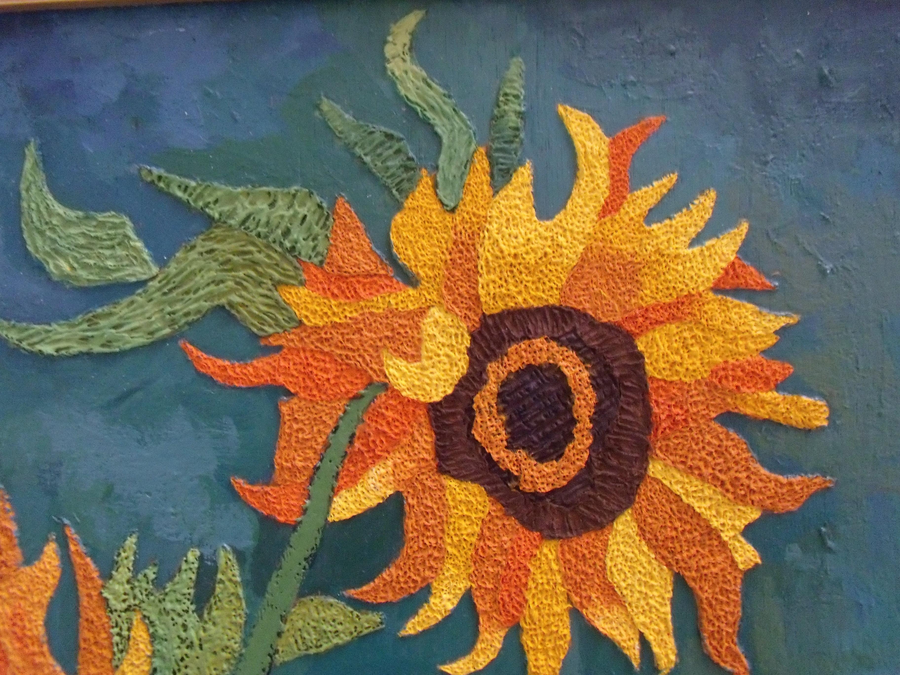 向日葵 装饰画