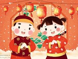 红红火火过新年