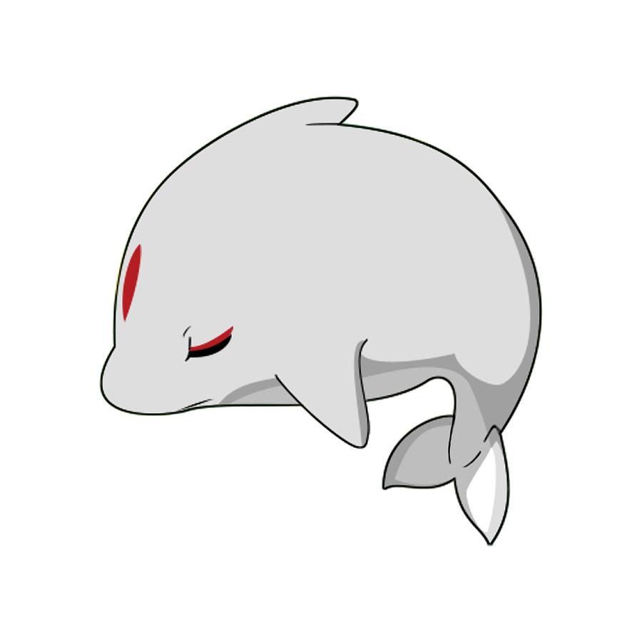 临摹《大鱼海棠》鲲