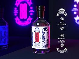 0990白酒风味饮料/无醇白酒