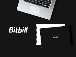 Bitbill品牌視覺設計