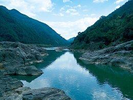 福建福州4A景区——百漈沟旅拍