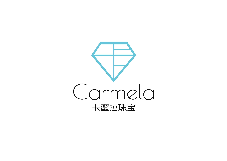 卡蜜拉珠宝logo设计提案|平面|标志|peter周 - 原创图片