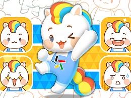 中国体育彩票吉祥物 - 彩彩乐