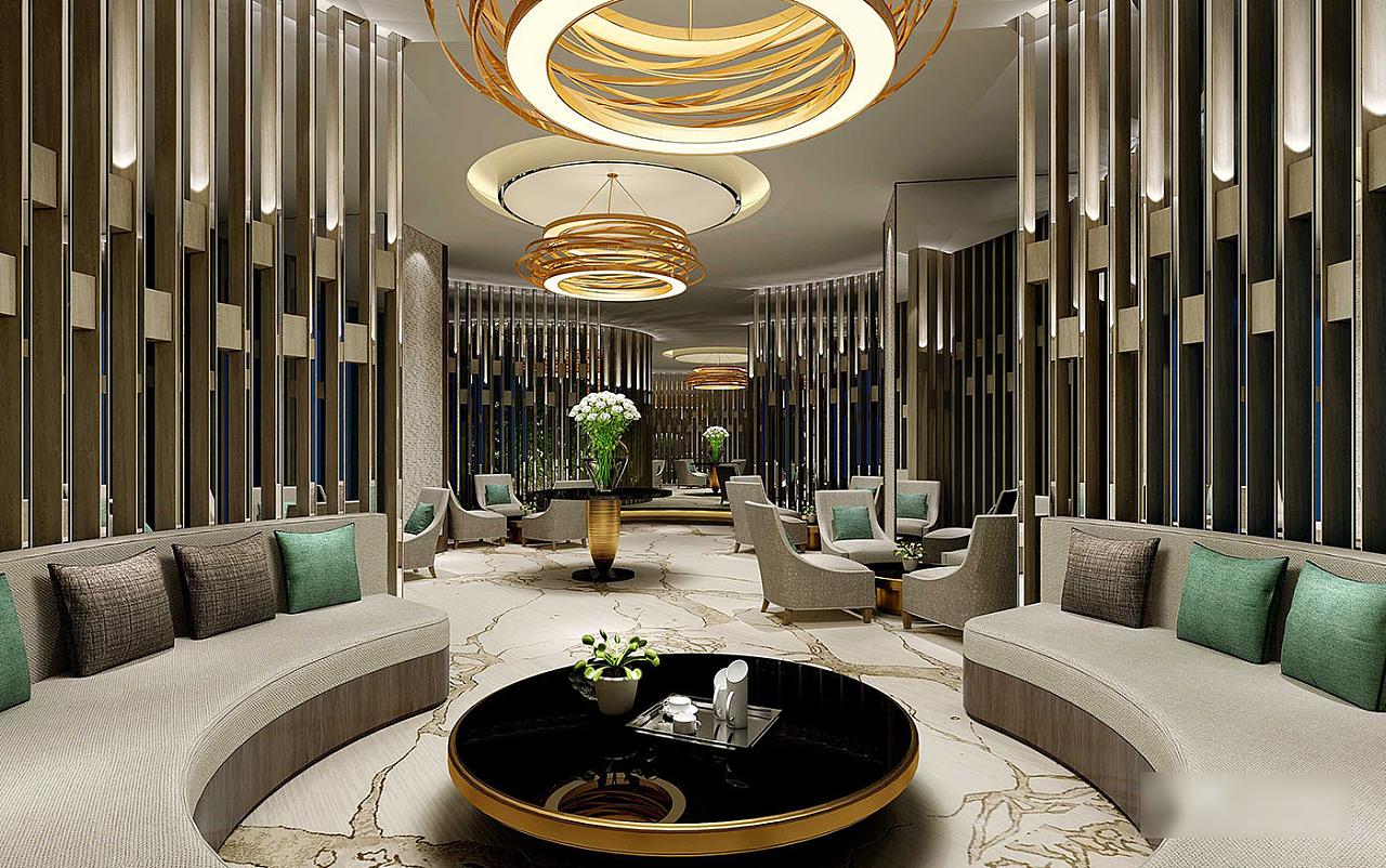 达州店设计 精品酒店设计 商务主题酒店设计