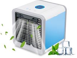 亚马逊套图拍摄排版——空调扇