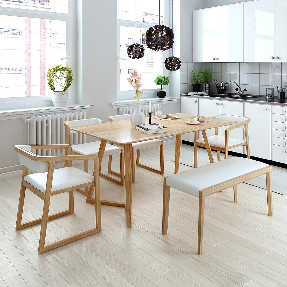 北欧餐桌椅|工业/产品|家具|syz8884698 - 原创作品图片