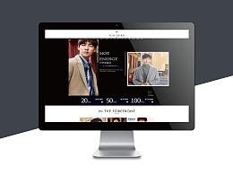 男装电商网站