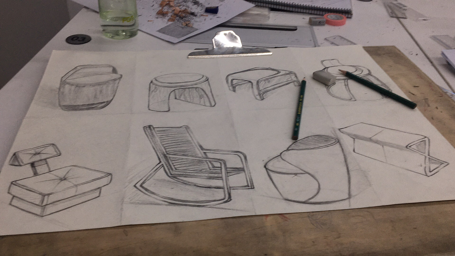 家具 室内设计手绘