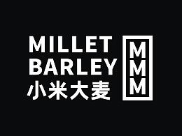 【Millet Barley】小米大麦