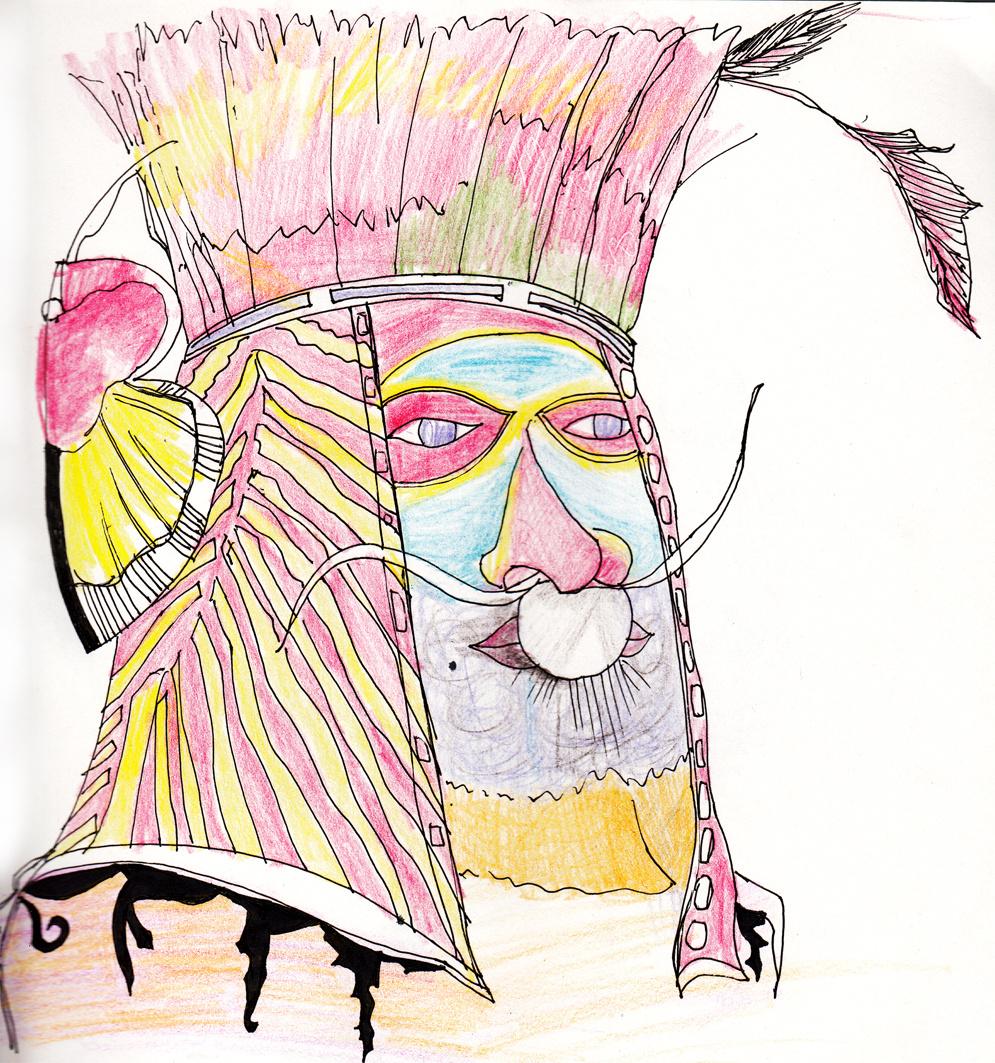 非洲土著文字_非洲土著随笔