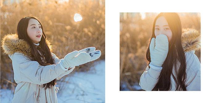 冬季-雪景写真摄影(沈阳)