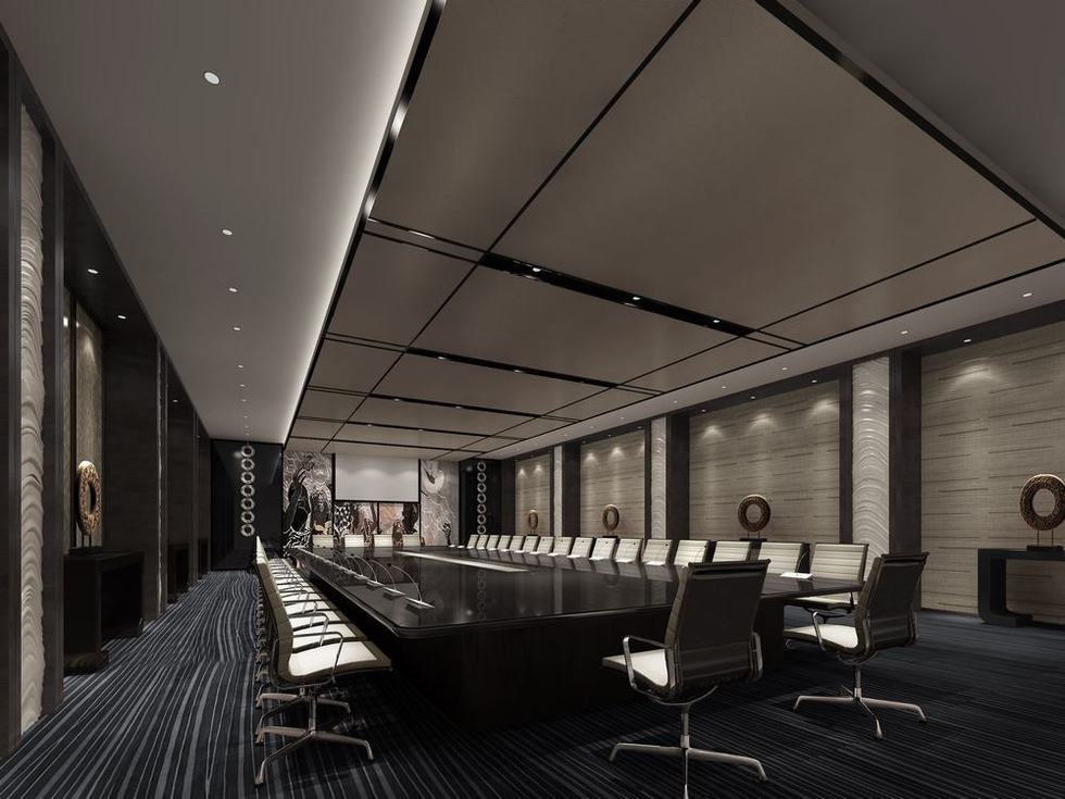 绵阳办公室装修设计公司-北京永恒广场