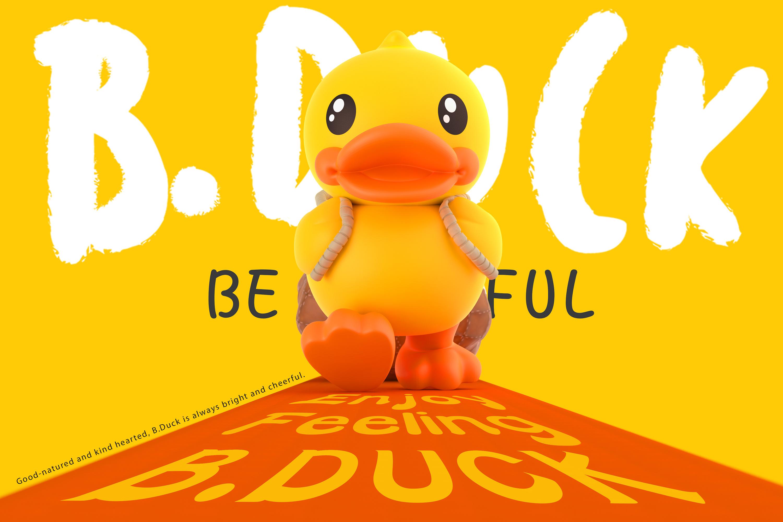 黄色视频亚b_[b.duck]小黄鸭3d
