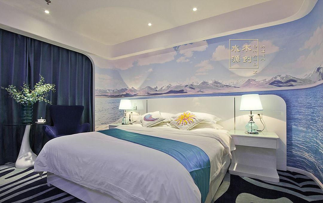成都酒店酒店v酒店,国内主题主题高端装修设计水木源创杭州集创室内设计有限公司图片