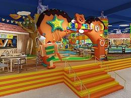巧可丽室内主题乐园设计-2016年