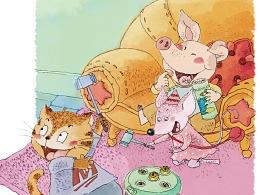 阿笨猫系列-愿望小镇
