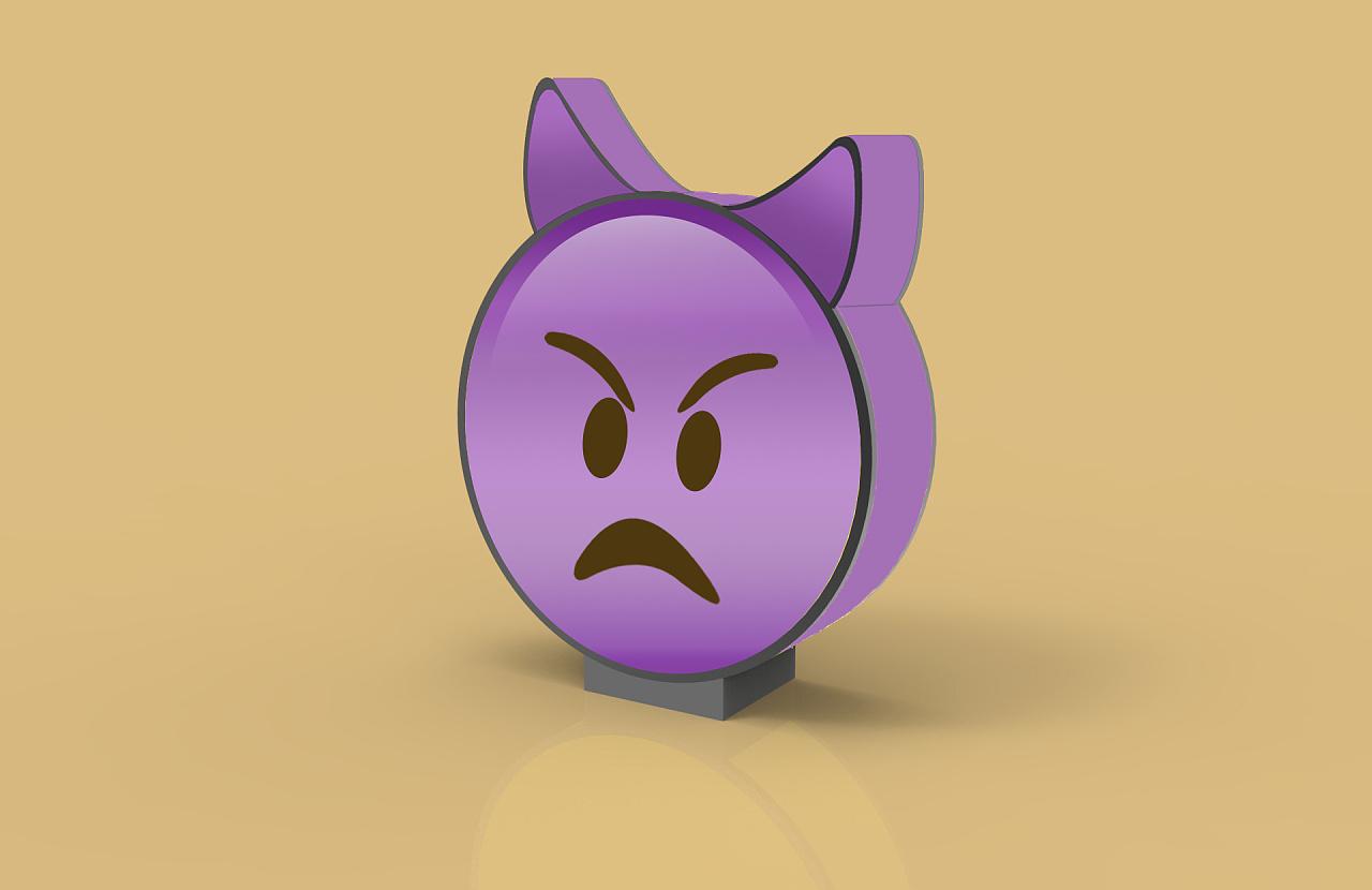 emoji表情再设计图片