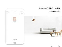 电商简约家具app页面设计