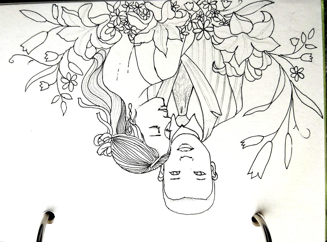 手绘|插画|概念设定|时光琥珀 - 原创作品 - 站酷