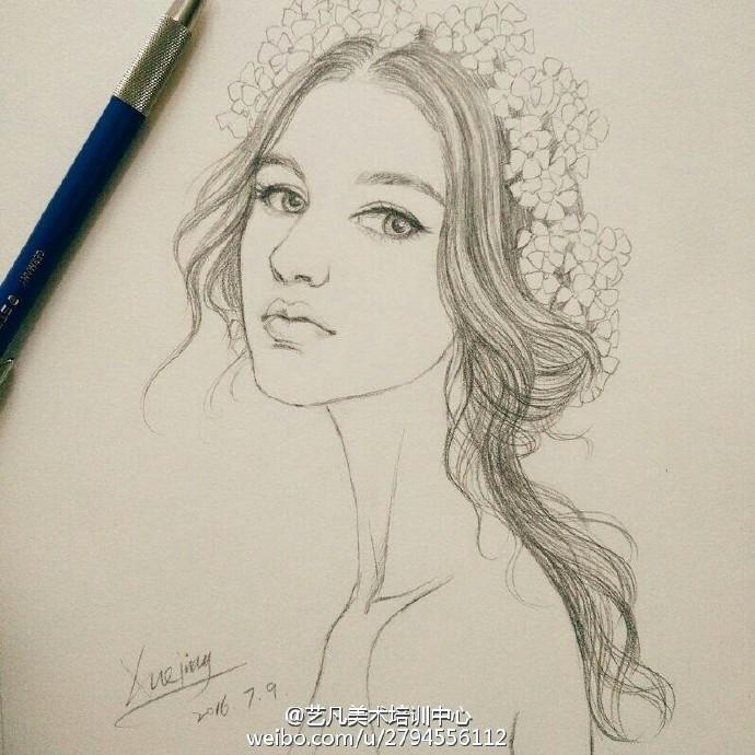 武汉学手绘|速写|纯艺术|艺凡美术