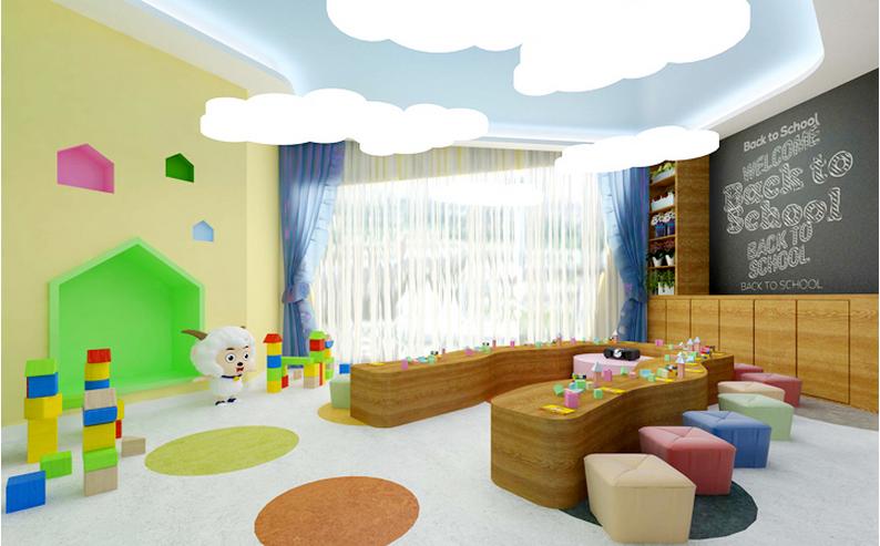 查看《重庆幼儿园设计 重庆幼儿园装修-凯米瑞早教中心》原图,原图尺寸:794x493