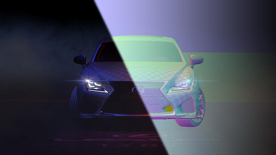 查看《Lexus  RC F  CGI》原图,原图尺寸:3200x1800